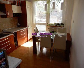 Predáme slnečný byt 3+1 v Žiline časť Hliny.