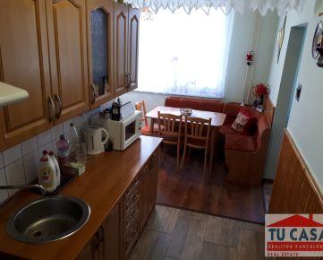 TU CASA, s.r.o.- Ponúkame na predaj 3izb.byt v Seredi na Cukrovarskej ul.