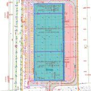 Skladový objekt 7700m2, developerský projekt