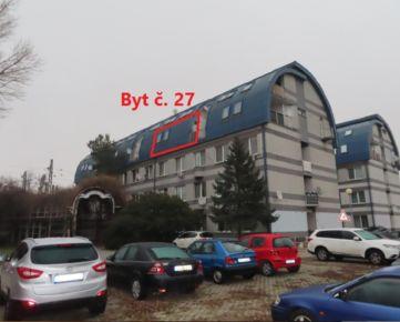 Dvojizbový mezanínový byt v Bratislave