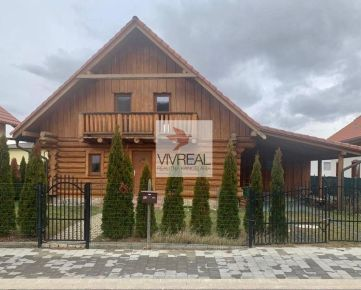 VIV Real predaj drevenice v Rakúsku v obci Hainburg