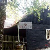 Chalupa, rekreačný domček 58m2, čiastočná rekonštrukcia