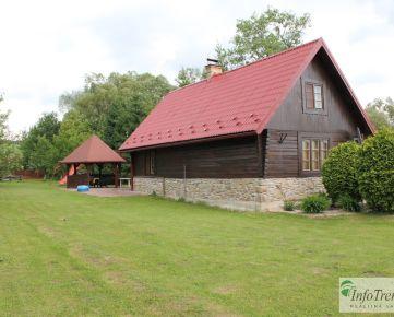 """Infotrend - Rekreačný dom, blízko rekr. strediska """"Makovica"""", v obci Jedlinka, okr. Bardejov"""