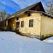 Rodinný dom 10m2, pôvodný stav