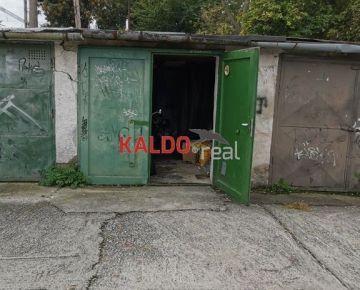 Ponúkame na odstúpenie garáž na Kollárovej ulici v Trnave, Exkluzívne iba v Kaldoreal !!!