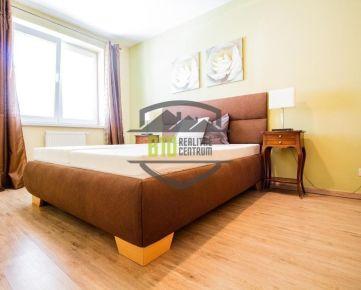 Centrum- 2 izbový - Loggia- Nízke mesačné náklady !