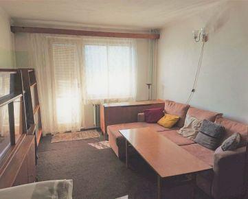 Zvolen, mesto – slnečný 2-izbový byt s balkónom a garážou – predaj