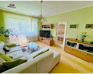 2 izbový TEHLOVÝ BYT, Banská Bystrica, CENTRUM, UHLISKO, balkón