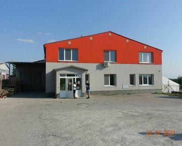 Skladová hala a administratívna budova, Mikovíniho ul. Trnava