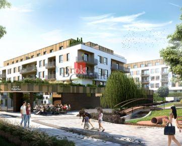 2 izbový byt Senec na predaj, bývanie vo výnimočnom projekte Nová Tehelňa