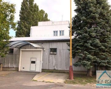 Prenájom skladovo-výrobno-administratívnej budovy s úžitkovou plochou 980 m2, ul. Púchovská, BA III - Rača