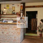 Reštaurácia 200m2, čiastočná rekonštrukcia