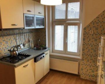 Slnečný 2 izbový byt s krbom, Vajnorská ulica, Bratislava III Nové Mesto