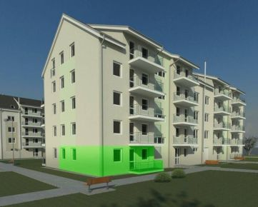 Na predaj novostavby 2-izbového bytu v Pezinku - Muškát