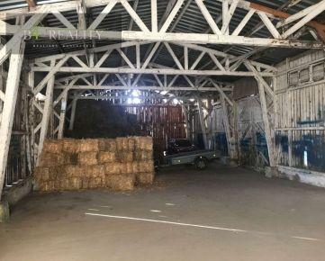 Skladový priestor na prenájom, 99 m2, Zamarovce