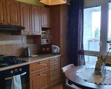 3-izbový byt s loggiou v meste Sliač