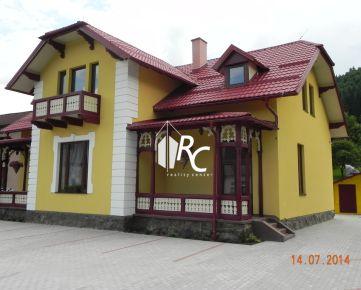 Reštaurácia - Penzión, Lubochňa