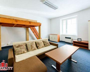 Štýlový 1-izbový byt neďaleko centra a lesoparku