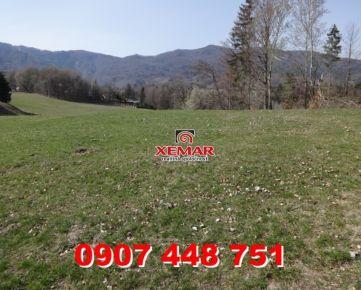 Na predaj pozemok 593 m2, Králiky, Banská Bystrica
