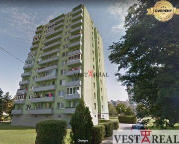 Na predaj garsónka s balkónom, Trnava, ulica Spartakovská