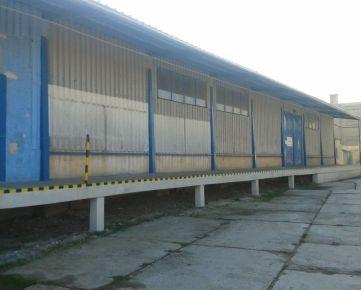 ID 2410  Prenájom: skladová hala, 250 m2 – Žilina.