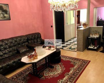 Začiatok Petržalky - 4 izbový byt, prerobený