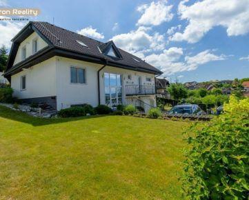 Predaj krásny 5-izbový rodinný dom s pozemkom 1255 m2, Prešov, Šidlovec