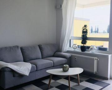 NA PRENÁJOM : Úplne nový 2 izbový byt s terasou v novostavbe Arboria.
