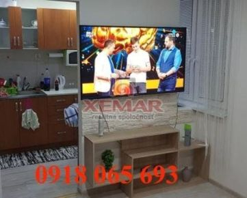 Na predaj 1 izb. zrekonštruovaný - Fončorda