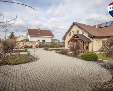 Novostavba 6 izbového rodinného domu v obci Nový Život, Vojtechovce