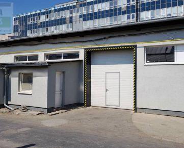 Sklady a haly na prenájom o ploche 700 m2, Prešov priemyselná zóna