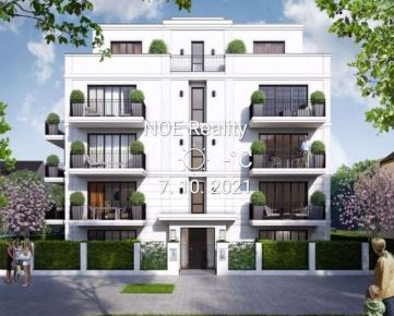 UPI Výstavba bytovky - Trnava