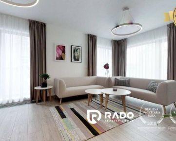 Prenájom 3-izb. bytu v novostavbe - centrum Trenčína