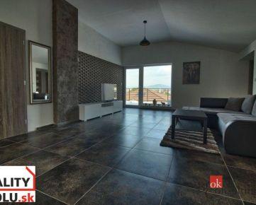 6 izbový byt Nitra na predaj, dvojgeneračný