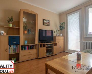 REZERVOVANÉ 3 - izbový byt v blízkosti prírody a len kúsok k OC SARATOV kde nájdete všetko potrebné...