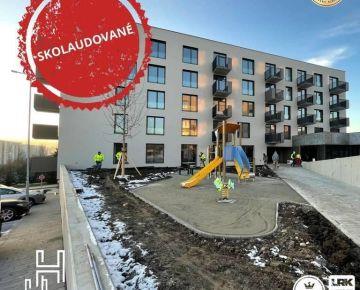 Byty DUO – SKOLAUDOVANÉ na Predaj 2 – izbový byt 65m2