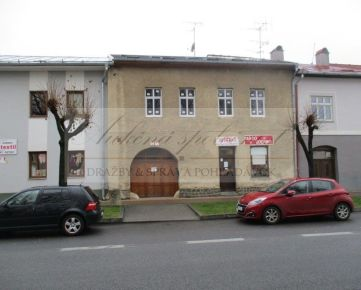 Dražba rodinného domu v Podolínci