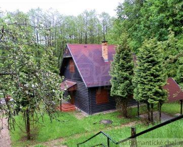 Chata v Lipovciach s pozemkom 842 m2