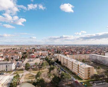 JURKOVIČOVA, 3-i byt, 70 m2 - VÝHĽAD NA MALÉ KARPATY, zrekonštruovaný dom, BEZPROBLÉMOVÉ PARKOVANIE