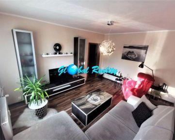 2-izbový byt Žilina na predaj,Vlčince , zariadený, kompletne rekonštruovaný, 53m2.