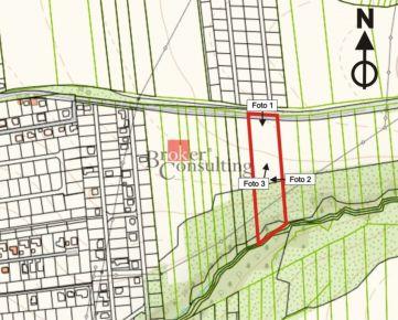 Orná pôda Prešov na predaj, katastrálne územie Šalgovík