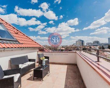 3 izbový byt s TERASOU, novostavba, Trenčianska ul., výborná lokalita, možný odpočet DPH