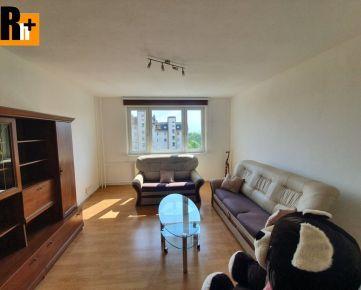 Na prenájom 3 izbový byt Žilina Hájik zariadený 70m2 - ihneď k dispozícii