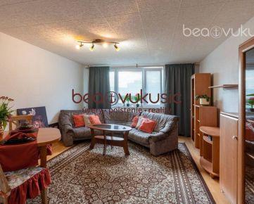 NA PRENÁJOM - zariadený 3 izbový byt na KVP - Bauerova ulica - Košice