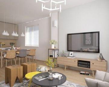 4-izbový byt v novostavbe Zelené Vlčince B.211