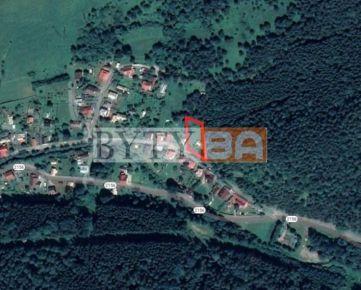 Pozemok s Chalupou, Vrícko, 57.500,- Eur
