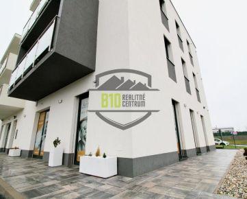 Klokočina, novostavba - PRENÁJOM (2i byt / 4i byt / komerčné priestory)