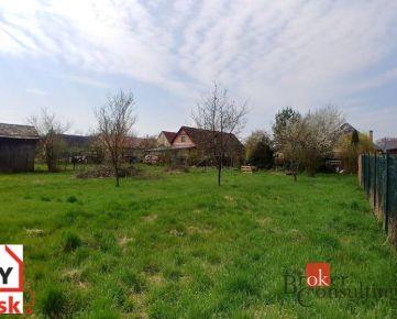 Rovinatý stavebný pozemok na predaj Banská Bystrica, len 10minút od centra