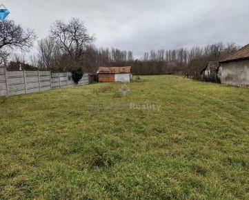Na predaj stavebný pozemok v obci Dolný Ohaj