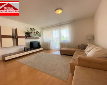 Ponúkame na prenájom priestranný 3-izbový byt v 7 ročnej stavbe v obľúbenej lokalite, Bratislava – Ružinov, m.č. Prievoz, Kaštieľska ulica